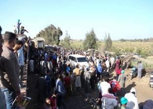وزير التنمية المحلية يتابع هاتفيا تطورات حادث القطار مع محافظ البحيرة