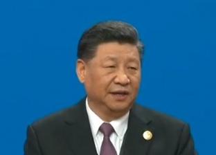 رئيس الصين: تدشين عدد كبير من مشاريع التعاون مع مختلف دول العالم