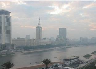 """""""الأرصاد"""": رمال عاصفة وأمطار متوقعة.. والصغرى بالقاهرة 9"""