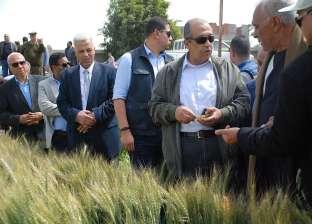 """وزير الزراعة يوجه برفع كفاءة وحدة إنتاج """"البايوجاز"""" بمشتهر"""