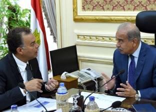 """وزير النقل: حادث قطاري الإسكندرية """"قتل عمد"""""""