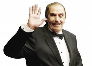 """عزت العلايلي: سعيد بعودتي إلى المسرح القومي والمشاركة في """"هولاكو"""""""