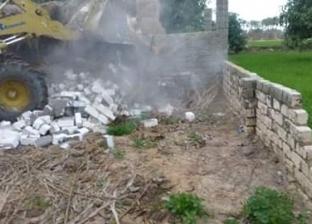 """""""الري"""": إزالة 3329 حالة تعد على النيل والترع والرياحات بالمحافظات"""