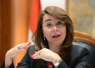 """وزيرة التضامن عن الزيادة السكانية: """"العيل مش بييجي برزقه"""""""