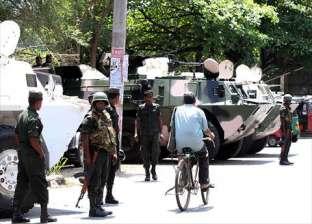 اشتباكات في برلمان سريلانكا بسبب الوضع السياسي المتأزم