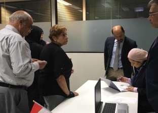 صور| قنصلية مصر في ملبورن تستقبل المصوتين على الاستفتاء