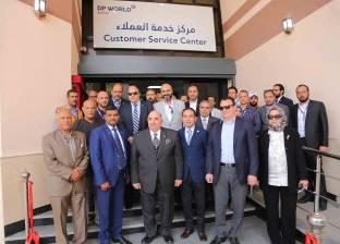 موانئ دبي السخنة تستثمر 3 ملايين جنيه لإقامة مركز خدمة للعملاء