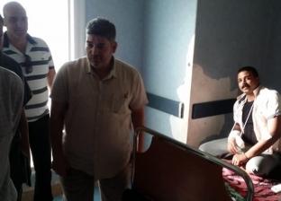 إحالة عدد من أطباء وتمريض مستشفى الطور للتحقيق لعدم انضباطهم بالعمل