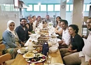 مطبخ «عزبة خيرالله»: أكل سورى ومصرى وسودانى «على كيفك»