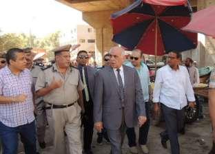 مدير أمن المنيا يوجه الضباط بشن حملات اليوم الواحد لإحكام السيطرة الأمنية