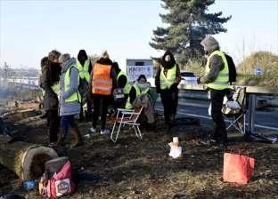 أكثر من 400 جريح في احتجاجات ضد رفع أسعار الوقود بفرنسا