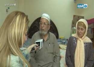 بالفيديو| الحاج محمد يتزوج من عجوز مريضة ليحصل على «الجائزة الكبرى»