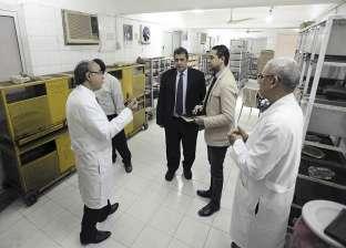 معهد «بحوث الحشرات».. «خلية عمل» لحماية المصريين من «الأوبئة»