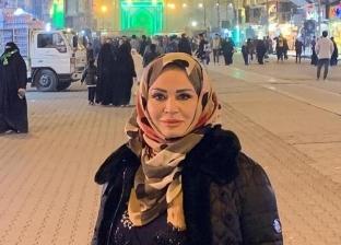 """إلهام شاهين عن منتقدي زيارتها لسوريا: """"أحترم الجيش السوري .. هو الشعب"""""""
