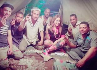 """عمال صرف """"الشيخ زايد"""" بالإسماعيلية: """"مصر اختلفت في عهد السيسي.. ونأمل في التعيين"""""""