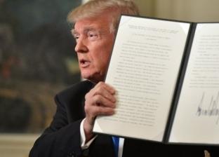 الرئيس الأمريكي يوقع قانونا يمنع المهاجرين غير الشرعيين من طلب اللجوء