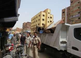 ضبط 225 مخالفة مرافق خلال حملة في أسوان
