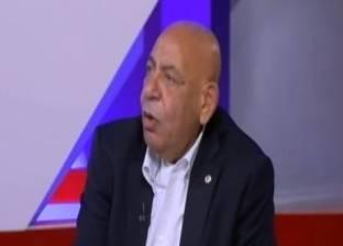 """عبد الله جورج عن حل مجلس إدارة الزمالك: """"مش فارقة لأنه لا يمارس عمله"""""""