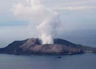 غطاسون يبحثون عن جثث بعد ثوران بركان في نيوزيلندا