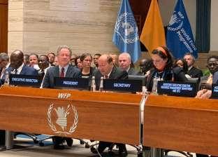 ديفيد بيزلي: على المصريين أن يفتخروا بتأثير بلدهم على الساحة الدولية