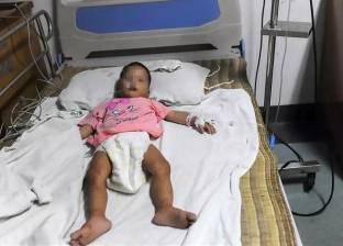 بالصور| العثور على طفلة في الأدغال بعد اختفائها بـ5 أيام