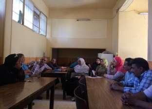 """""""الإعلام الريفي"""": امتحانات فورية لمزارعي عزبة 500 بالإسكندرية"""