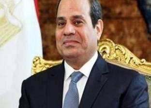 """""""الرئاسة"""": السيسي يلتقي المجلس الأعلى للشرطة لاستعراض الموقف الأمني"""