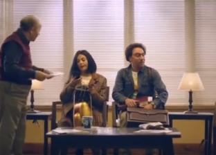 مسلسل بدل الحدوتة 3 الحلقة 18.. هنا شيحة وأحمد فلوكس يستعدان للزواج