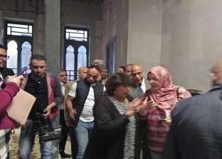 وزيرة الثقافة: افتتاح متحف نجيب محفوظ مارس المقبل