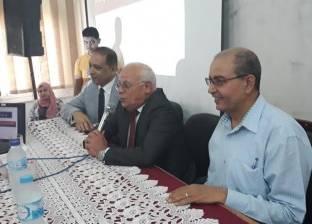 محافظ بورسعيد يشهد انطلاق الدورات التدريبية لتأهيل المعلمين