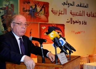 وزير الثقافة يصل دار الأوبرا للمشاركة في توزيع جوائز ساويرس الثقافية
