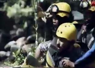 """محمد الشرنوبي يواجه """"شلالات رامز"""" بـ""""الصمت"""" والغوريلا بـ""""الصدمة"""""""