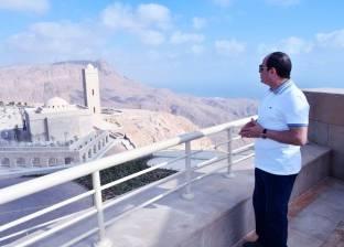 """هاشتاج هضبة الجلالة يتصدر """"تويتر"""".. ومغردون: """"منصورة يا مصر"""""""