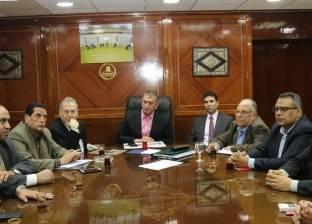 """محافظ كفر الشيخ يتابع إجراءات نقل تبعية مركز الأورام لـ""""الصحة"""""""