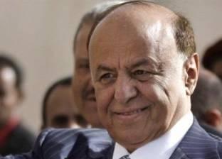 رئيس الوزراء اليمني الجديد يؤدي اليمين الدستورية أمام عبدربه منصور