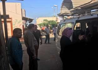 بالصور| رئيس مدينة بيلا بكفر الشيخ يتابع تطبيق التعريفة الجديدة
