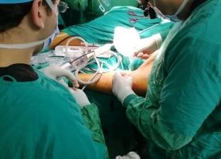 """معهد ناصر يبدأ استخراج الوريد من الساق لاستعماله في """"شريان القلب"""""""