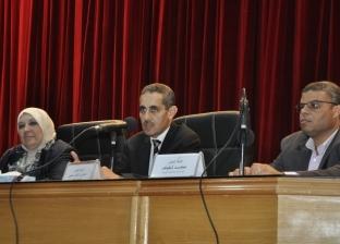 رئيس جامعة قناة السويس: الكوادر البشرية أهم محاور خطة التطوير