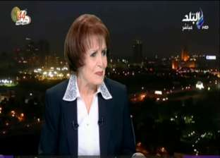 """سميرة أحمد: الساخرون من التبرع بملابسي لـ""""تحيا مصر"""" """"مش وطنيين"""""""