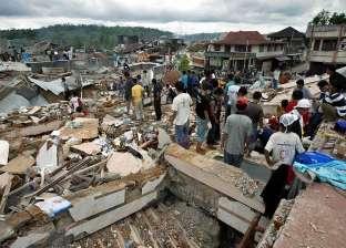 5 آلاف شخص مفقودين في منطقتين مدمرتين بسبب زلزال إندونيسيا