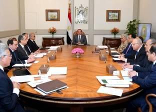 «السيسى»: «سيناء 2018» مستمرة لتنفيذ أهدافها وسنواصل «الإصلاح الاقتصادى» لزيادة النمو