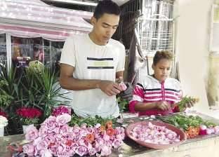 مين هيشترى الورد يا «إسماعيل»؟ هاقطفه وأبيعه بالكيلو
