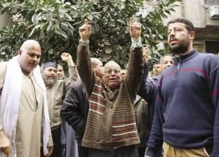 """عمال """"النيل لحليج الأقطان"""" ينهون اعتصامهم أمام وزارة قطاع الأعمال"""