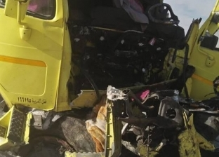 إصابة 3 أشخاص في حادث تصادم سيارة ودراجة بخارية بالبحيرة