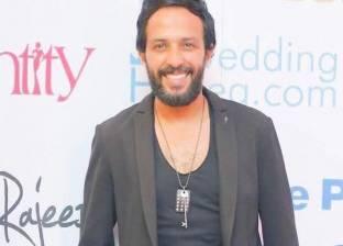 """أحمد عصام يواصل تصوير مشاهد مسلسله الجديد """"بيت الحرام"""""""