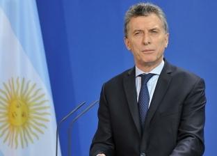 """اقتصاد الأرجنتين ينكمش إثر فضيحة """"دفاتر الفساد"""""""