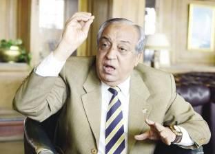 محمد إبراهيم: المستشار فاروق سلطان لم يخطرنى بالتهديدات التى ذكر أنه تعرض لها