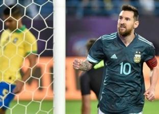 الأرجنتين تتفوق على البرازيل بهدف ميسي (فيديو)