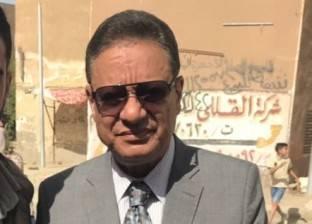 رئيس الهيئة الوطنية للصحافة يدلي بصوته في التجمع