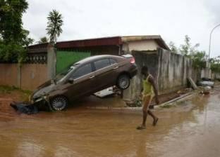 الأمطار الغزيرة تقتل 17 شخصا في أبيدجان